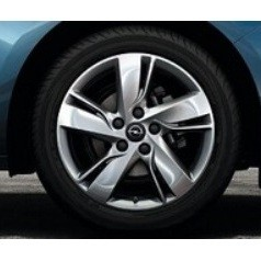 Felgi Aluminiowe 17 Opel Astra J Iv Mucha Auto