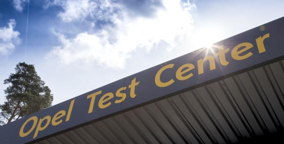 50 lat centrum testowego Opla